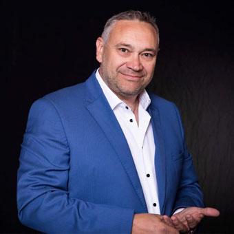 Portrait de Pascal Barrer, chef d'entreprises, membre OBB